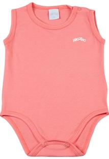 Body Bebê Sm Cotton Básico Ano Zero - Feminino