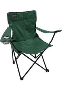 Cadeira Dobrável Nautika Alvorada Com Porta Copos - Unissex