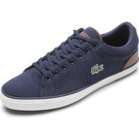 43d420f7d Tênis Azul Marinho Lacoste masculino | Shoes4you
