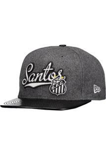 1e9e2e208 Fut Fanatics. Boné New Era Santos ...