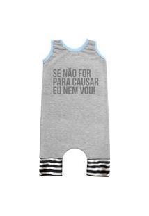 Pijama Regata Comfy Causar