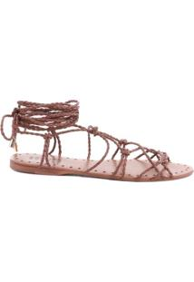 Rasteira Lace Up Suflair | Schutz