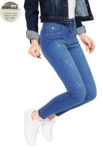 636fc27e6 Dafiti Sports. Calça Jeans Colcci Skinny Extreme Power ...