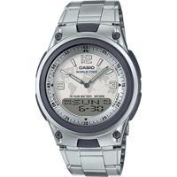 2ca29ec6f02 Zattini. Relógio Masculino Casio Digital Aw-80D-7A2Vdf - Unissex-Prata