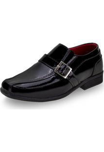 Sapato Infantil Masculino Kepy - 1306 Preto 22