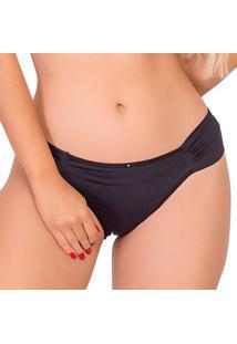 Calcinha Fio-Dental Lateral Bombom Feminina Adulto