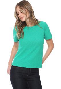 Camiseta Sacada Flamê Verde