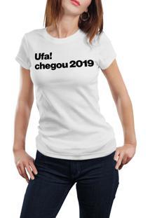 Camiseta Hunter Ufa, Chegou 2019 Branca