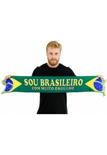 Cachecol Brasil 04 Estações - Unissex