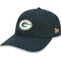 Boné 940 Green Bay Packers Nfl Aba Curva Snapback New Era - Masculino-Verde 09cdaf4928c