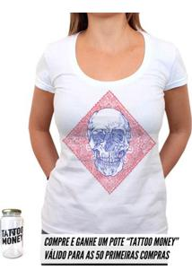 Etnico - Camiseta Clássica Feminina