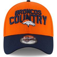 Boné Denver Broncos Draft 2018 3930 - New Era - Unissex 34a74e4ab8d