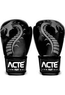 Luvas De Boxe Dragon P3 Acte Sports - Unissex