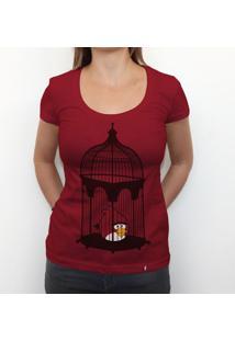 Sad Birds - Camiseta Clássica Feminina
