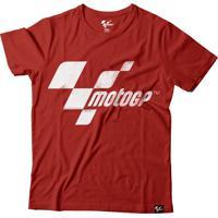 Camiseta Motogp Fan - Vermelha Grid Motors Fan Vermelho 5ebcce7bef757