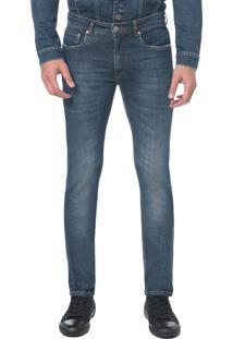Calça Jeans Five Pockets Ckj 026 Slim - Marinho - 36