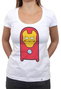 Cuti Ferro - Camiseta Clássica Feminina