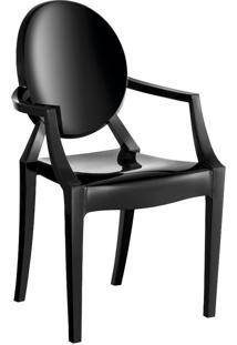 Cadeira Wind Plus Preta Uz4003 Kappesberg