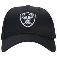 Boné Aba Curva New Era 940 Oakland Raiders - Snapback - Adulto - Preto 7175be55689