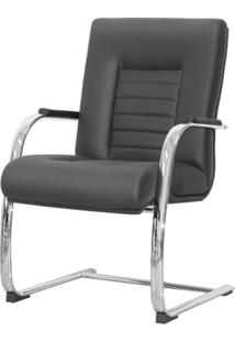 Cadeira New Onix Class Base Fixa Cromada - 54179 - Sun House