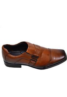 Sapato Masculino Metrópole New Star Keffor Marrom Whisky