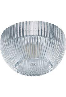 Spot Embutir Redondo Cristal 5,5Cmx10Cm 40W G4 Bella Iluminação Caixa Com 3 Unidade Bivolt