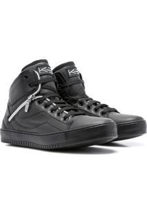Sneaker K3 Fitness Pretty Preto