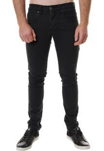 Calça Jeans Armani Exchange Masculina Black Skinny - 26938