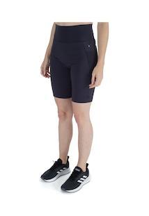 Bermuda Oxer Salta - Feminina - Cinza Escuro