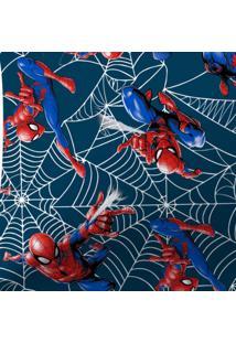 Jogo De Lençol Solteiro 2 Peças Joy Spider-Man Portallar