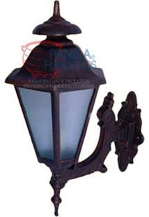 Luminária Externa Com Braço Italiana