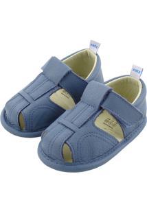 Sandália Catz Luky Azul Claro - Kanui