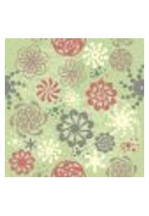 Papel De Parede Autocolante Rolo 0,58 X 3M - Floral 210105
