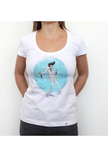 Elvis, The Pelvis - Camiseta Clássica Feminina