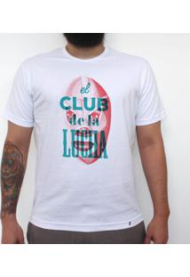 El Club - Camiseta Clássica Masculina