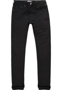 Calça Jeans Black Khelf Reta Jeans Azul-Marinho
