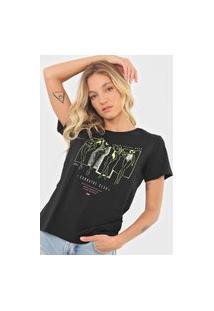Camiseta Forum Sunny Days Preta