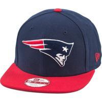f1246e359 Boné New Era Snapback Original Fit New England Patriots - Nfl - Masculino
