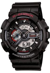 Relógio G-Shock Digital Ga-110-1Adr - Unissex