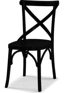 Cadeira Com Assento Anatômico 680-Monte Carlo - Preto