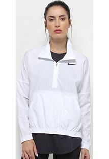 Jaqueta Nike Jkt Hz Gx Feminina - Feminino-Branco+Preto