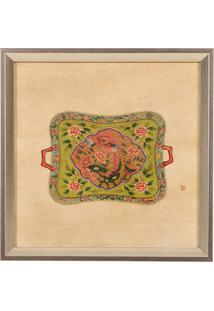 Quadro Decorativo Com Moldura Malvik