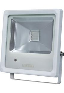 Refletor Led Rgb 20W Taschibra Branco