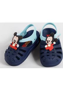 37abc2996d Sandália Infantil Bebê Disney Clássicos Grendene Kids 21870