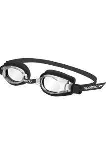 Óculos De Natação Speedo Captain - Infantil - Preto