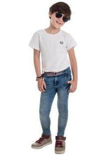 Calça Jeans Mrx Jeans - Masculino-Azul