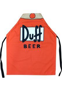Avental Zona Criativa Duff Beer