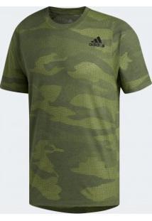 Camiseta Adidas Camo Brnout Masculina