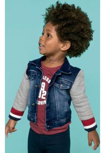 1520b2575c1b2 Jaqueta Para Menino Dia A Dia Pratica infantil