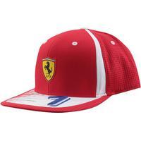 2a100998ee Boné Puma Scuderia Ferrari Raikkonen - Unissex-Vermelho
